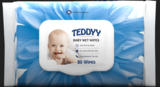 TEDDYY BABY WET WIPES