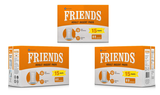 FRIENDS INSERT PADS