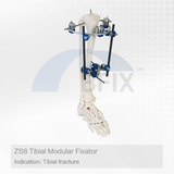 ZS8 Orthopedic Tibial Modular Fixator for Tibial Fracture