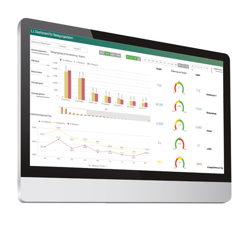 ClinicCentre Analytics i-SOLUTIONS Health