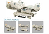 Eight Functions Electric Hospital Bed