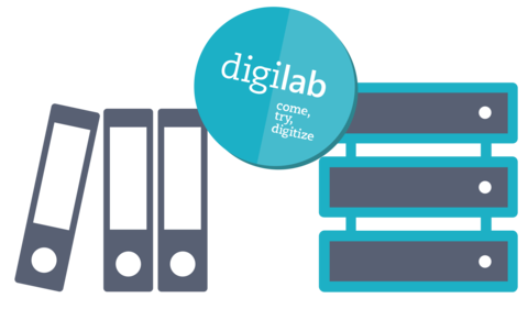 DigiLab - come, try, digitize