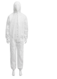 Disposable medical insulation gown