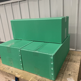 Degradable packing Box