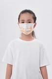 Disposable Colorful Fashion Print Mask For Adult & Kid