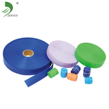 Disposable latex free tourniquet pre-cut roll packing