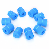 Disposable latex free tourniquet single roll packing