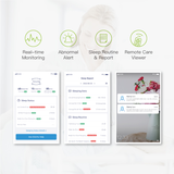 2020Medica-nursing individual-family elderly care/beside monitoring solution-centralized management system
