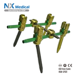 Orthopedic Spine Implants- SF-III Thoracolumbar 5.5mm Pedicle Screw System