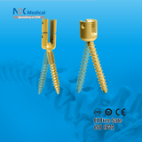 Orthopedic Spine Implants- SF-I & II Thoracolumbar 6.0mm Pedicle Screw System