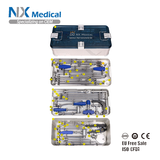 Orthopedic Trauma Instruments Set- GAMMA C Nail w Pre-loaded Cannulated Set Screw System