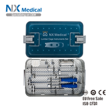 Orthopedic Spine Instruments Set- Lumber PEEK Cage System