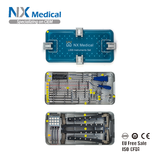 Orthopedic Trauma Instruments Set- LISS Locking Plate and Screw System
