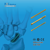 Orthopedic Trauma Implants- Headless Compression Screw System