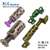 Orthopedic Spine Implants- Cervical Expendable Cage System