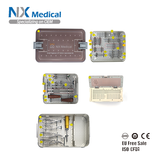 Orthopedic Trauma Instruments Set- Small Fragment Locking Plate and Screw System