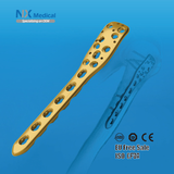 Orthopedic Trauma Implants- Small Fragment Locking Plate and Screw System