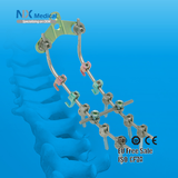 Orthopedic Spine Implants- Posterior Cervical Pedicle Screw System