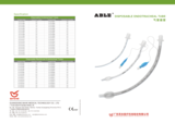 ABLE Disposable Endotracheal Tube (2)