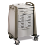 ACS Bin Cassette Medication Cart