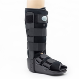 Breathable Tall Walker Fracture Boot Brace With Air Mesh Foam