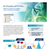 Enzymes & Mixes for Creating Ambient-Temperature Molecular Assays using Lyophilization or Air Drying Technologies
