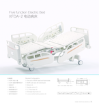 XFDA-2 Five function Electric ICU Bed