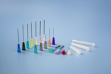 Disposable hypodermic needles