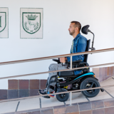 New Blazer Power Wheelchair