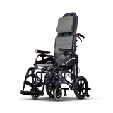 Positioning and Foldable Manual Wheelchair