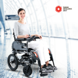 eFlexx Folding Power Wheelchair