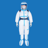 Medical Positive High Pressure Protective Coverall