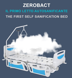 zerobact - first self sanification bed