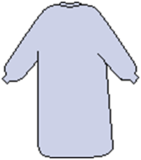 Standard surgical gowns1