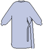 Standard surgical gowns2