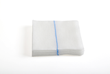 Gauze swabs with X-ray thread