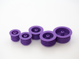 ENFit Medication Bottle Fill Caps (Multiple Sizes)