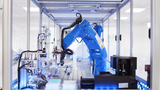 by combining with automated robotic arms, the inspection speed is increased by 10 times compared to the traditional labs.