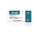 FOB lateral flow rapid test kit
