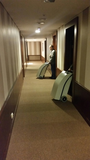Hotel disinfection