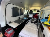 Ambulance disinfection in South Africa
