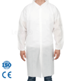 Leboo® Lab Coat/ Visitor Gown/ Lab Jacket