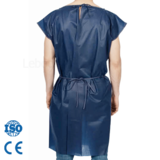 Leboo® Disposable Patient Gown without sleeves
