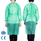 Leboo® Disposable Isolation Gown