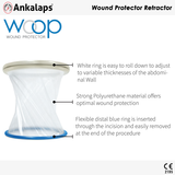 Wound Protector Retractor Features