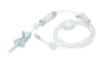 IV Safety Set with 0.2 micron filter