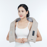 Hueplus Dual-Tapping Corldess Neck & Shoulder Massager