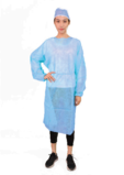 40101 PP Isolation Gown