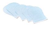 soapy wash gloves