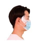 20301 Surgical Face Mask With a Face Shield